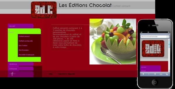 Les Editions chocolat